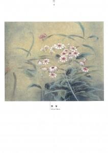 張花鳥画-6